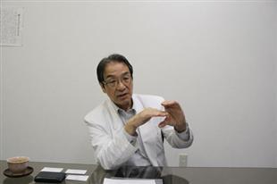 日本血管介入疗法的先驱、日本国际医疗特区领导者、门塔大厦IGT专科医院院长堀信一