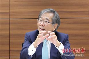 日中医学协会理事长、顺天堂医院第九代堂主小川秀兴