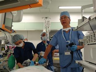 昭和大学江东丰洲医院消化系统中心负责人井上晴洋