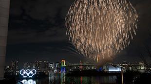 东京奥运会倒计时发出的强弩之末