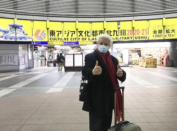 北九州市躲过劫难正融入国际社会